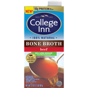 College Inn Beef, Bone Broth, 100% Natural