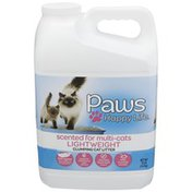 Paws Happy Life Lightweight Scoopable Scented Cat Litter for Multiple Cats