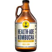 Health-Ade Kombucha, Ginger-Lemon