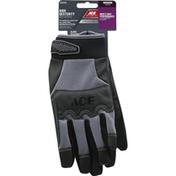 Ace Gloves, Premium, High Dexterity, Medium, Men's