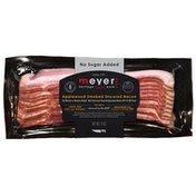 Meyer Heritage Duroc Pork Applewood Smoked Uncured Bacon