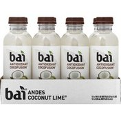 Bai Antioxidant Beverage, Andes Coconut Lime