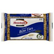 Manischewitz Egg Noodles, Premium Enriched, Small Bow Ties