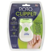 Roto Clipper Nail Trimmer, Electric