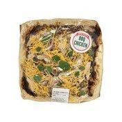 The Fresh Market Barbecue Chicken Flatbread Pizza