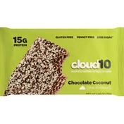 Cloud10 Crispy Treats, Marshmallow, Chocolate Coconut