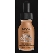 NYX Professional Makeup Drop Foundation, Soft Beige TCPDF7.5