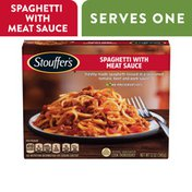 Stouffer's Spaghetti with Meat Sauce Frozen Meal