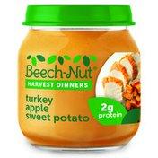 Beech-Nut Harvest Dinners Turkey, Apple & Sweet Potato