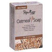 Reviva Labs Oatmeal Soap, For all Skin Types
