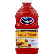 Ocean Spray Juice, Cran-Lemonade