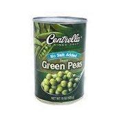 Centrella No Salt Added Sweet Green Peas