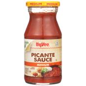 Hy-Vee Medium Picante Sauce