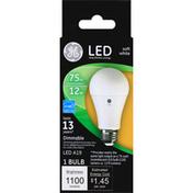 GE Light Bulb, LED, Soft White, 12 Watts
