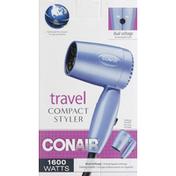 Conair Compact Styler, Travel