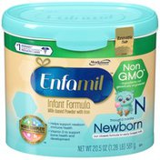 Enfamil Newborn Milk-Based Powder with Iron Infant Formula