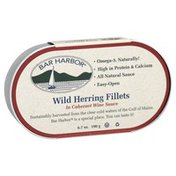 Bar Harbor Herring, Wild Fillets, in Cabernet Wine Sauce