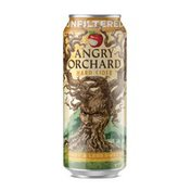 Angry Orchard Unfiltered Hard Cider, Spiked