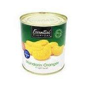 Essential Everyday Mandarin Oranges In Light Syrup