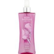 Body Fantasies Fragrance Body Spray, Cotton Candy