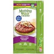 Morning Star Farms MorningStar Farms Veggie Burgers Grillers Prime