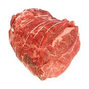 Choice Boneless Beef Cross Rib Roast Vp