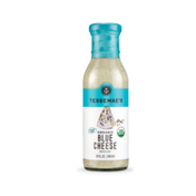 Tessemae's All Natural Dressing, Organic, Blue Cheese