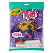 Crayola Coloring Set Pop Art Pets!