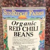 SunRidge Farms Organic Red Chili Beans