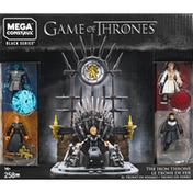Mega Construx Toy, The Iron Throne, Black Series