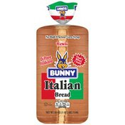 Bunny Italian Bread
