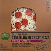 Open Nature Pizza, Cauliflower Crust, Uncured Pepperoni