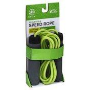 Gaiam Speed Rope, Adjustable, 9 Feet