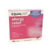 Equaline Allergy Relief Diphenhydramine Hcl 25 Mg (antihistamine) Minitabs