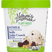 Nature's Promise Oatmilk Vanilla Cookie Crunch