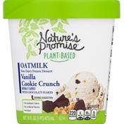 Nature's Promise Oatmilk Vanilla Cookie Crunch