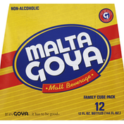 Goya Malta Malt Beverage Non-Alcoholic