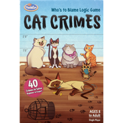 Cat Crimes Game, Who's to Blame Logic