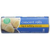 Food Club Big & Buttery Crescent Rolls