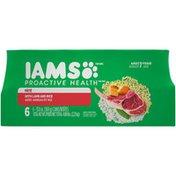 IAMS Adult Wet Dog Food with Lamb & Rice