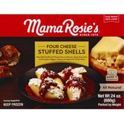 Mama Rosie's Stuffed Shells, Four Cheese