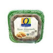 O Organics Organic Unsalted Raw Almonds