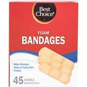 Best Choice Assorted Foam Bandages