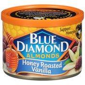 Blue Diamond Almonds Honey Roasted Vanilla Almonds