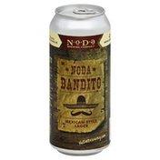 No Da Beer, Mexican Style Lager, Bandito