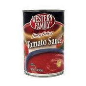 Western Family Fancy Select Tomato Sauce