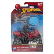 Marvel Spider-Man Blast n Go Kid Arachnid
