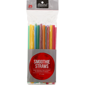 Essential Everyday Smoothie Straws, 9 Inch Long