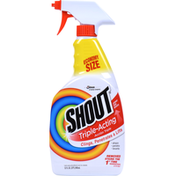 Shout Laundry Stain Remover, Triple-Acting, Economy Size