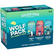 Golden Road Brewing Wolf Pack IPA Variety Pack